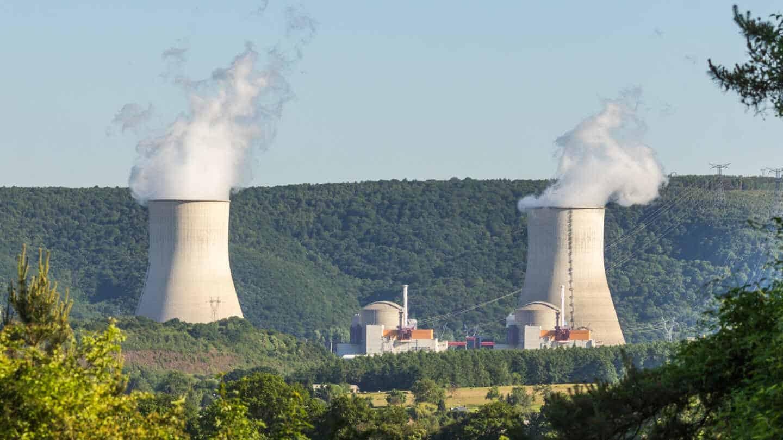 Una de las centrales nucleares de España