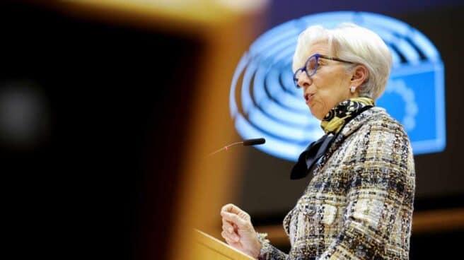 Christine Lagarde, presidenta del Banco Central Europeo y de la Junta Europea de Riesgo Sistémico.