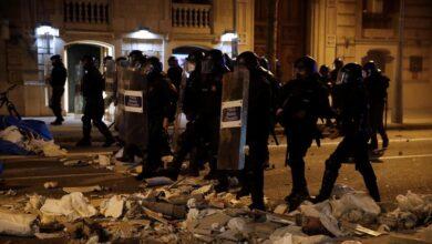 """""""Es una vergüenza que los políticos defiendan más a los violentos que a la policía"""""""