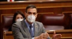 En directo: siga la intervención de Sánchez en el Congreso sobre el estado de alarma y el Plan de Recuperación