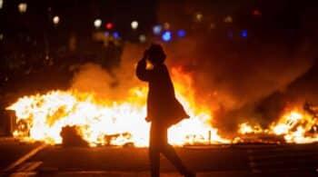 ERC pacta con la CUP un recorte de las competencias de los antidisturbios de los Mossos