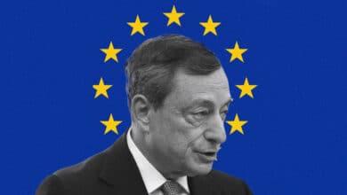 Mario Draghi orienta a Italia hacia la cabeza de Europa