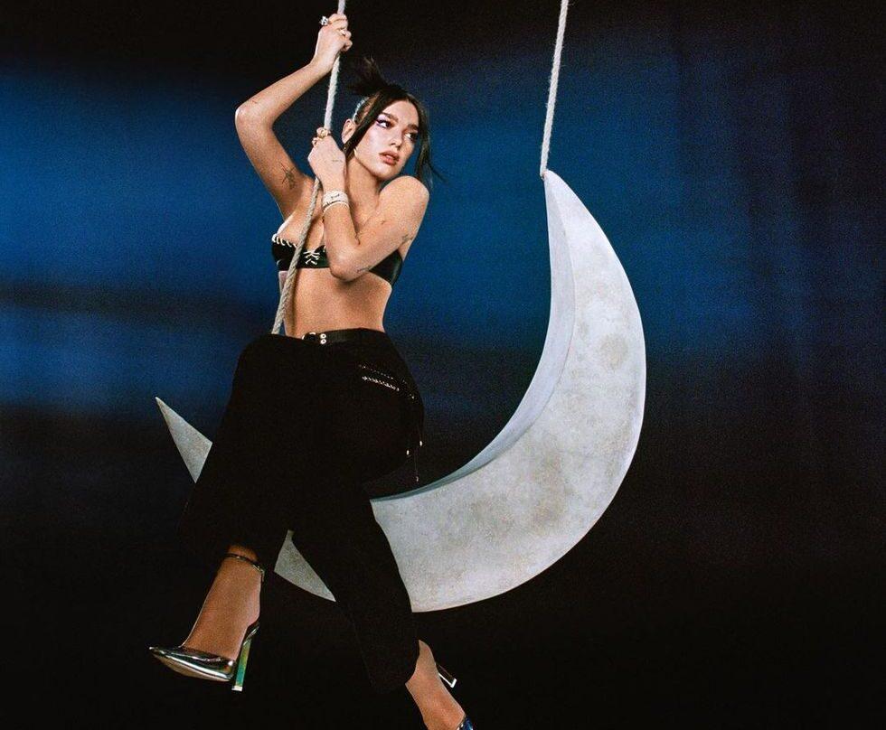 'Moonlight Edition', la reedición del 'Future Nostalgia' de Dua Lipa.