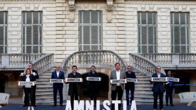 Òmnium reúne a los presos en el único acto unitario del independentismo