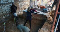 Identifican los restos del maqui Francisco Serrano 'El Rubio' en Tarragona
