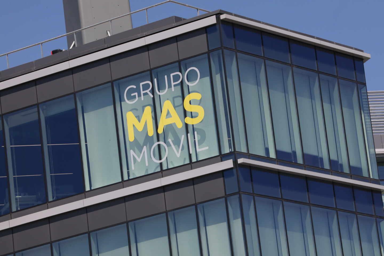 Sede de operaciones de MásMóvil en Madrid