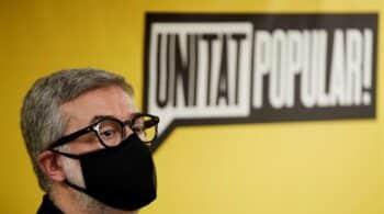 La CUP pide que Cataluña compre vacunas al margen de la UE como anunció Ayuso