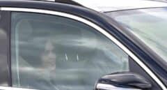 Sara Carbonero ha abandonado el hospital con Iker Casillas