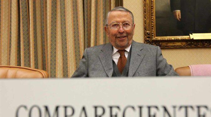 Muere Alberto Oliart, exministro y expresidente de RTVE