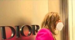 Paz Padilla la lía en la tienda de 'Dior' y la echan en pleno directo