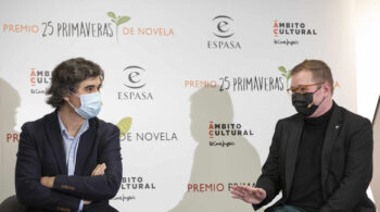 'Los Ingratos' de Pedro Simón, Premio Primavera de Novela