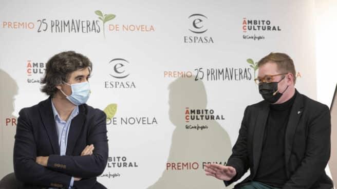 Los ganadores del Premio Novela Primavera 2021