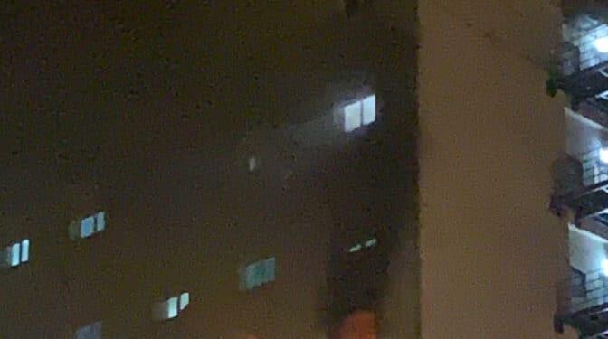 Detenido el presunto autor del incendio provocado en el Hospital Puerta del Mar de Cádiz
