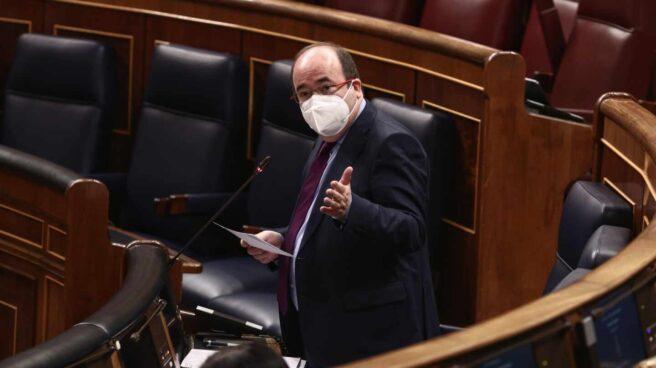 El ministro de Política Territorial, Miquel Iceta.