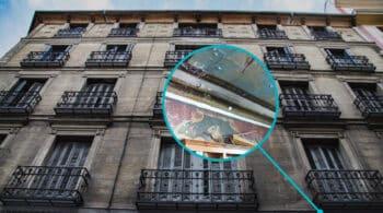 El Salón Montano: la sala de música del XIX víctima de la estafa, la humedad y la desidia