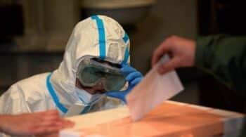 La pandemia hunde la participación en Cataluña al 53,5%, la más baja de la democracia