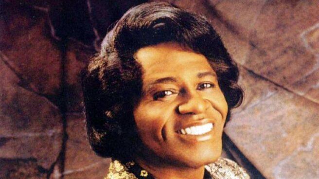 El cantante de Soul James Brown.