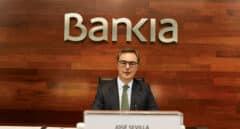 Sevilla, número dos de Bankia, dejará el banco tras la fusión con CaixaBank