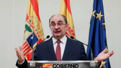 """Lambán sobre la mesa de diálogo de Cataluña: """"No tiene ningún futuro"""""""