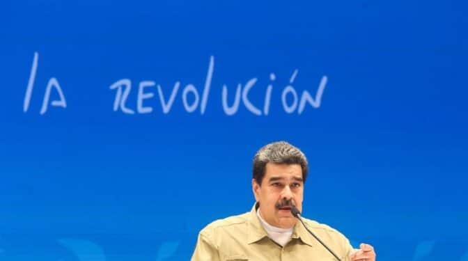 """Maduro amenaza con revisar """"a fondo"""" las relaciones con España por la visita de Laya a Colombia"""