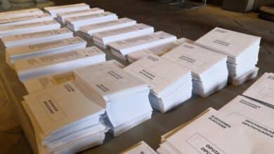 Más de 7.700 personas piden no estar en las mesas electorales del 14-F