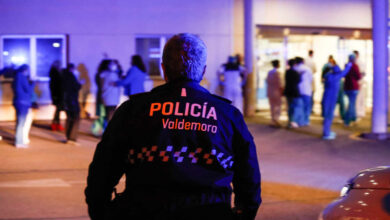 Un niño de 13 años avisa al 112 de la agresión machista a su madre en Madrid