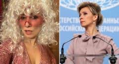 Una zarina mediática en la corte de Putin