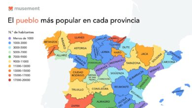 El pueblo más popular de cada provincia de España