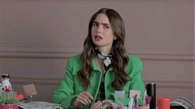 ¿Merece 'Emily en París' estar nominada a los Globos de Oro?