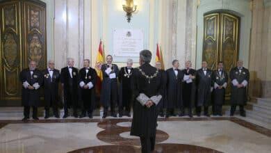 La reforma del Poder Judicial también impide convocar plazas, según el Gabinete Técnico