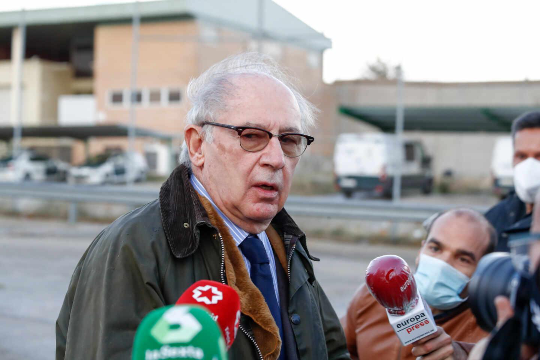 Rodrigo Rato, expresidente de Bankia, sale de prisión por las tarjetas black.