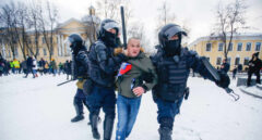 Rusia ordena arrestar al promotor de las manifestaciones pro-Navalni