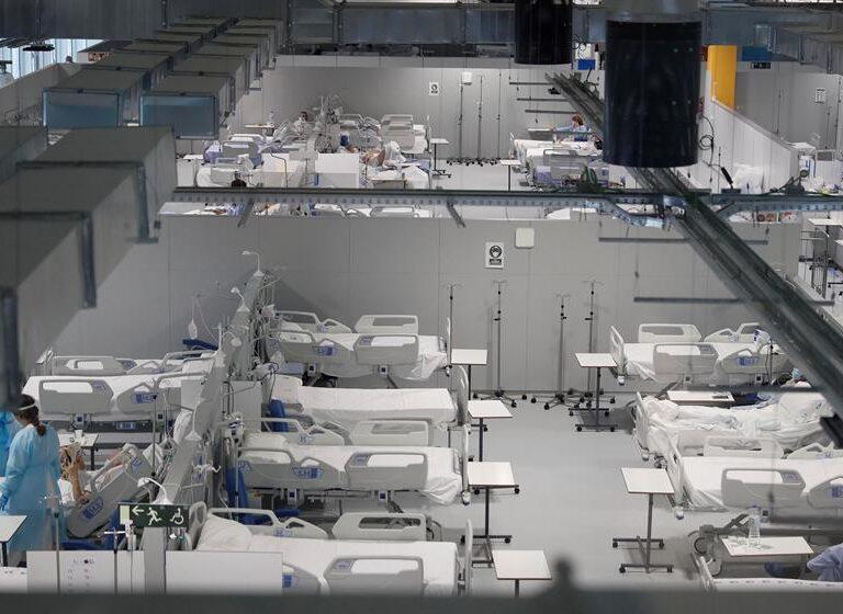 La Comunidad de Madrid notifica 282 casos de coronavirus en las últimas 24 horas