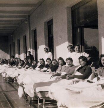El sanatorio de Sierra Espuña, de curar tuberculosos a templo de lo paranormal