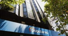 La actual sede del PP en la calle Génova,13