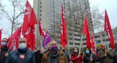 CCOO y UGT se manifiestan este lunes ante el Ministerio de Calviño para pedir la subida del SMI