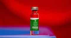 vial de vacuna contra el coronavirus