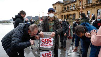 La Justicia obliga al Gobierno vasco a permitir la apertura de bares