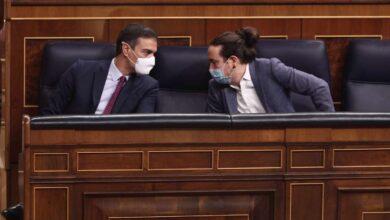 Sánchez agradece a Iglesias los servicios prestados y Yolanda Díaz confirma su relevo