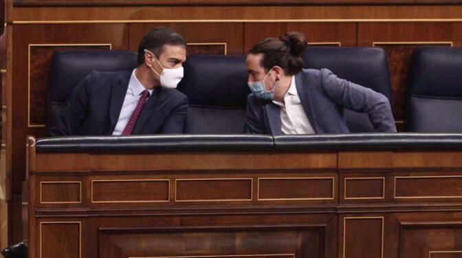 """Sánchez vuelve a retrasar su """"café"""" pendiente con Iglesias"""