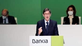 "Goirigolzarri: ""Bankia pasó de ser el principal problema a ser un referente"""