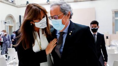 Torra y Puigdemont se apropian del legado de Heribert Barrera, el líder proscrito de ERC