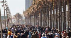 España registra 5.516 nuevos contagios y 201 muertes por Covid en las últimas 24 horas