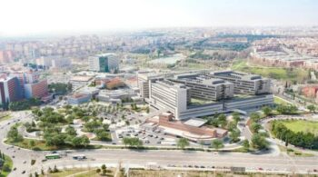 El 12 de Octubre tendrá un nuevo edificio de hospitalización con 740 habitaciones y 40 quirófanos