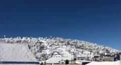 El Gobierno obliga a cerrar para siempre tres de las siete pistas de esquí de Navacerrada