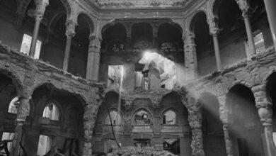 Sarajevo y la guerra inacabada de Gervasio Sánchez