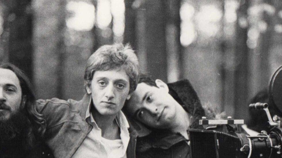 El actor Quique San Francisco en una fotografía del año 1978