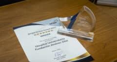 La Fundación Jiménez Díaz, primer hospital del mundo premiado con el EFQM Global Award