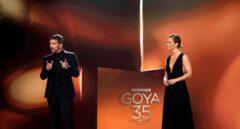 """Antonio Banderas homenajea a las víctimas del covid en los Goya: """"Pongamos nuestro granito de arena"""""""
