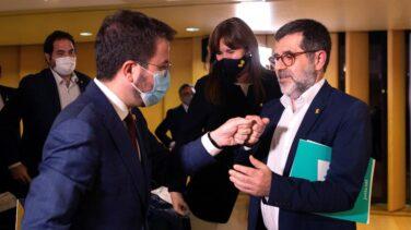 Principio de acuerdo entre ERC y JxCat para evitar elecciones en Cataluña